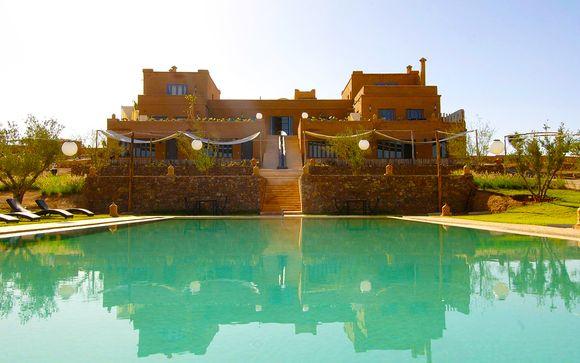 Votre extension à l'hôtel Shems Moon à Marrakech