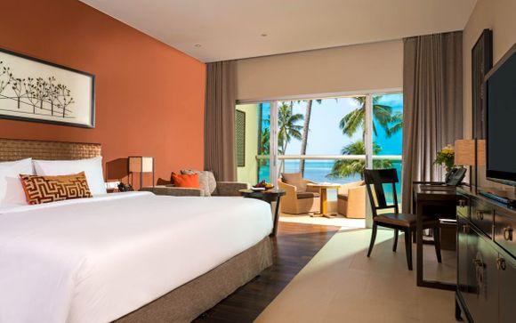 Poussez les portes de l'hôtel Crowne Plaza Panwa Beach 5* à Phuket