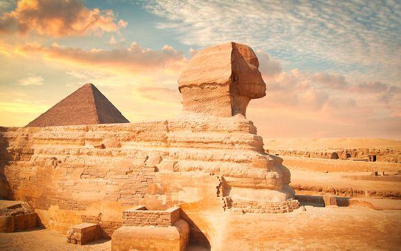 Croisière Splendeur du Nil 5* et visites, avec ou sans le Caire