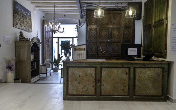 Poussez les portes de l'hôtel Sa Voga 4*