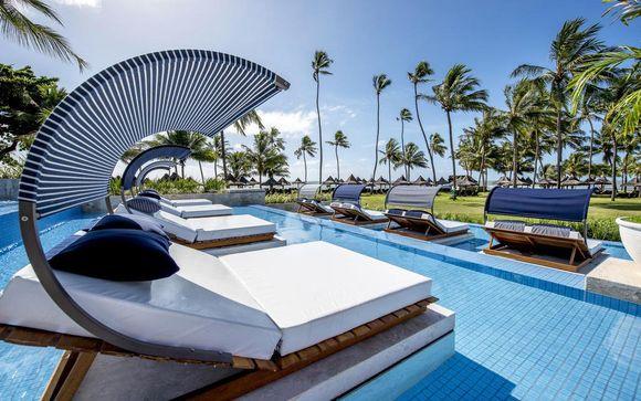 Poussez les portes de l'hôtel Tivoli Ecoresort Praia Do Forte 5*