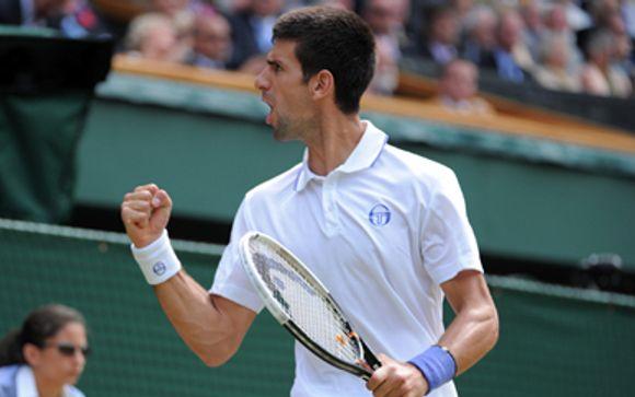 Tournoi de tennis de Wimbledon 2018