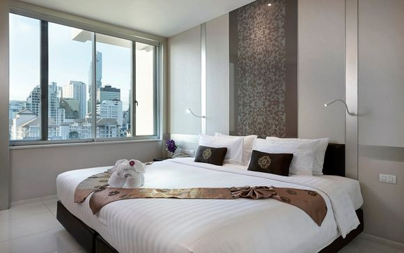 Poussez les portes de votre pré-extension possible à Bangkok