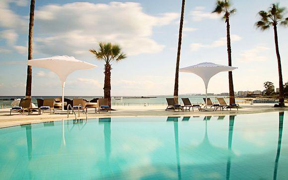 Hôtel Arkin Palm Beach 5* Luxe