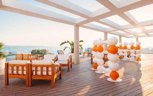 Espagne Ibiza - Hôtel Abrat Ibiza à partir de 71,00 € - Ibiza -