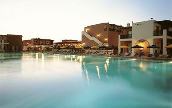 Hôtel Panas Holiday Village **** - Aya Napa - Chypre