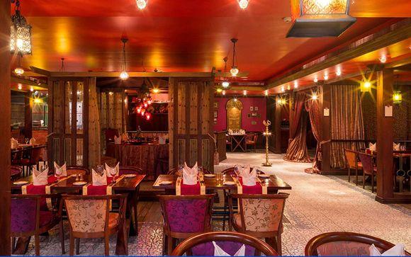 Poussez les portes de l'hôtel  Coral Deira 4* à Dubai