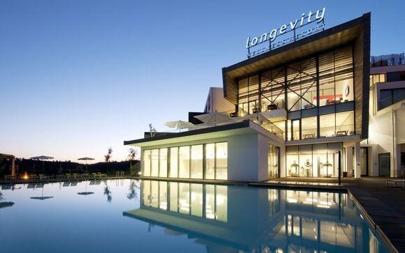 Longevity Wellness Resort ***** - Monchique - Portugal