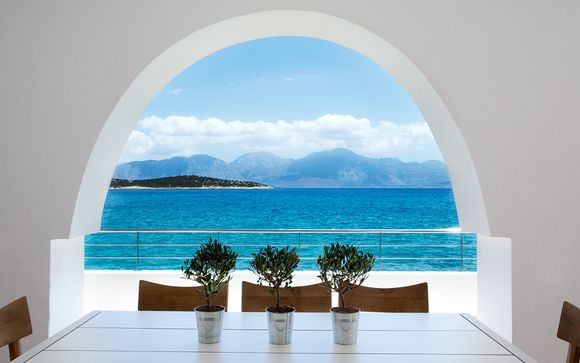 Minos Beach Art hôtel 5*