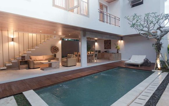 Poussez les portes de l'hôtel Anulekha Resort and Villas 4* à Ubud