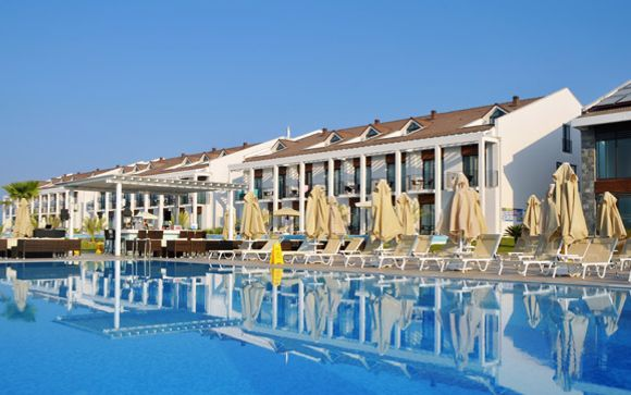 Jiva Beach ***** - Fethiye - Turquie