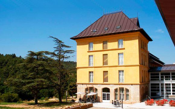 Poussez les portes de l'hôtel OCA Rocallaura Spa