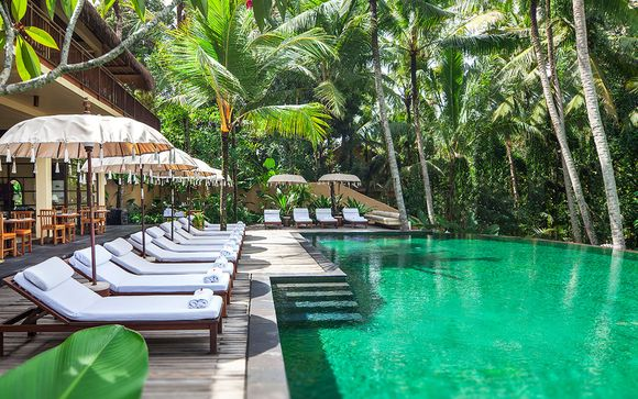Combin� Komaneka At Rasa Sayang Ubud 4* et The Westin Resort Nusa Dua 5*