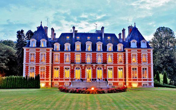 Château de la Cazine ****