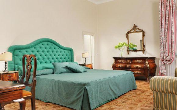 Poussez les portes de votre Hôtel Pratello Country Resort 4*