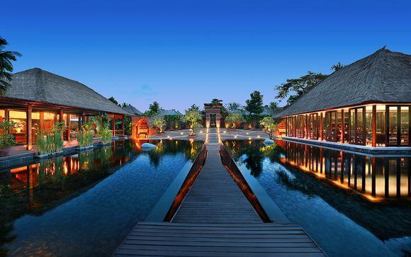 Poussez les portes de l'hôtel Amarterra Villas Bali à Nusa Dua 5*