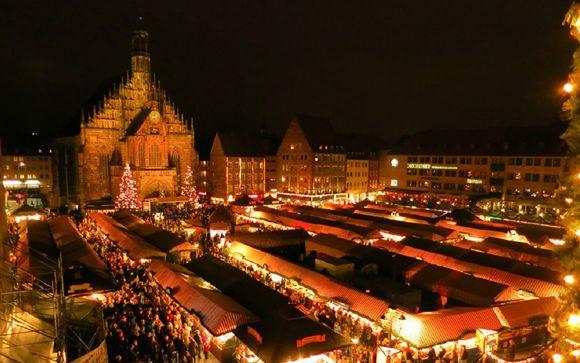 Allemagne Nuremberg - Romantik Hotel Gasthaus Rotter 4* à partir de 105,00 € (105.00 EUR€)
