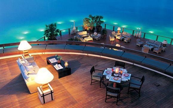 Grand Resort Lagonissi 5* Luxe