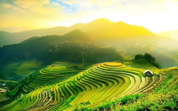Circuit les couleurs du Vietnam : le programme