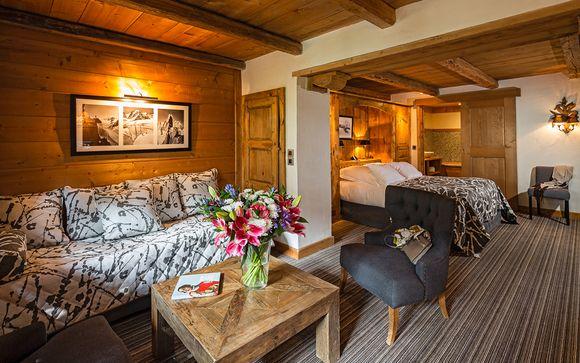 Hôtel Le Fer à Cheval 5*