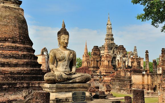 Suivez-nous...en Thaïlande