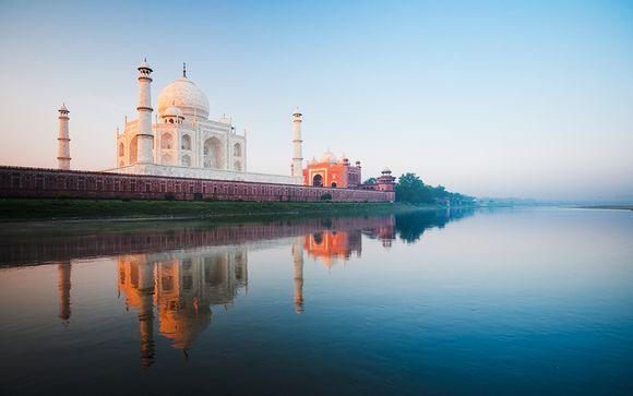 Suivez-nous... En Inde