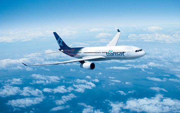 Votre compagnie aérienne Air Transat