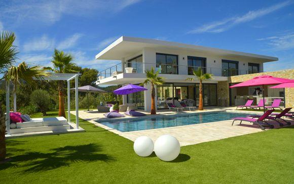 Villa Design 4 Chambres Avec Piscine Privee Voyage Prive Jusqu A 70