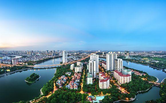 Extension au nord du Vietnam