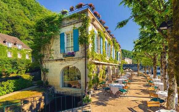 Hôtel Le Moulin de l'Abbaye 4*