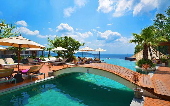 Poussez les portes de l'hôtel Kalima Resort & Spa 5*