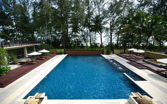 Votre extension à l'hôtel Grand South Sea Khao Lak Beach Resort 4*