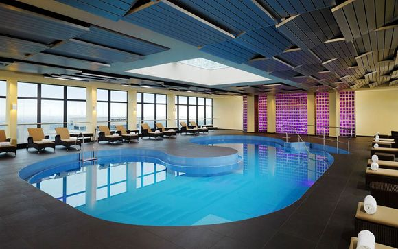 Sheraton München Arabellapark Hotel 4*