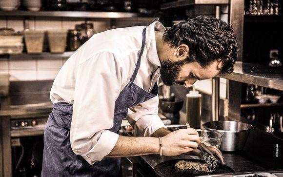 Le Chef et sa cuisine