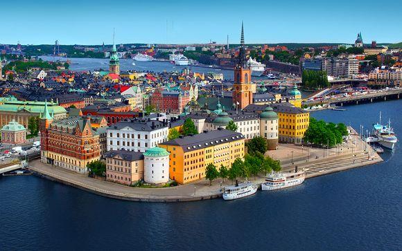 Rendez-vous... à Riga & Stockholm