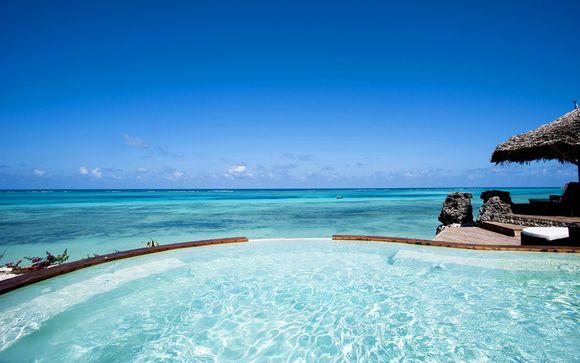 Votre extension à l'hôtel Karafuu Beach Resort & Spa 5*