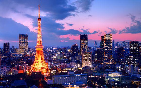 Zoom sur le programme Les grands sites du Japon en 10 nuits
