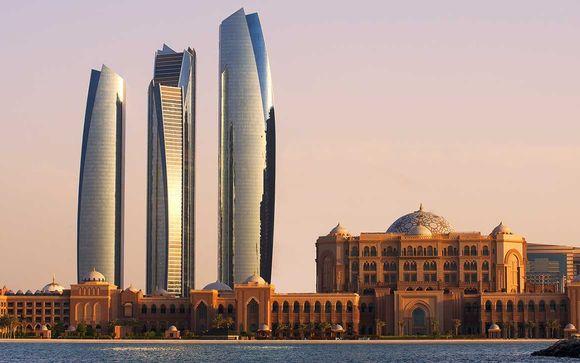 Rendez-vous... à Abu Dhabi