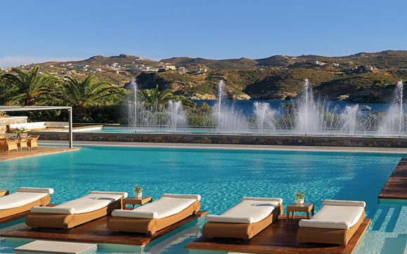 Out of the Blue, Capsis Elite Resort - Crystal Energy Hôtel 5*