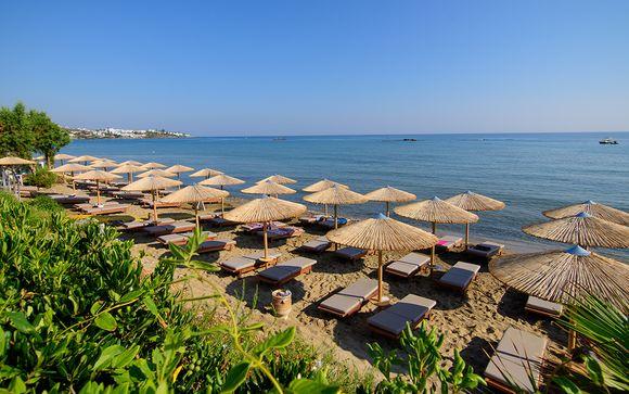 Hôtel Zephyros Beach 4*