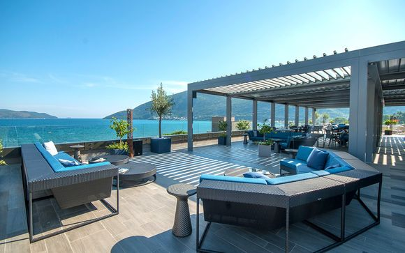 Hôtel Palmon Bay Spa & Resort 4* - Igalo - Jusqu'à -70% | Voyage Privé