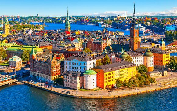 Rendez-vous... à Stockholm & Helsinki & Tallin