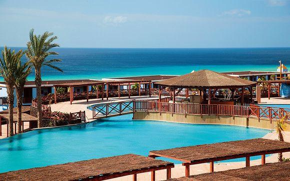Hôtel Barcelo Jandia Playa 4*