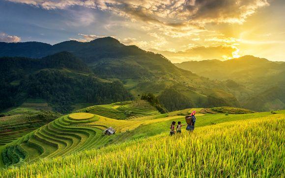 Circuit privatif Les Ethnies du Vietnam avec ou sans extension