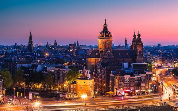 Rendez-vous à Amsterdam