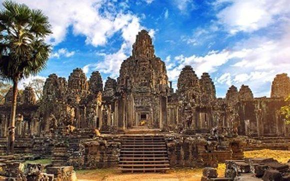 Mettez une option sur l'évasion au Cambodge