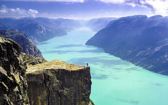 Suivez-nous... en Norvège