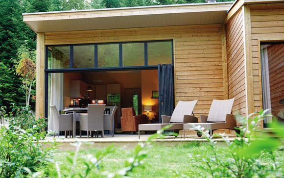 Center Parcs Domaine des Trois Forêts - Cottage VIP