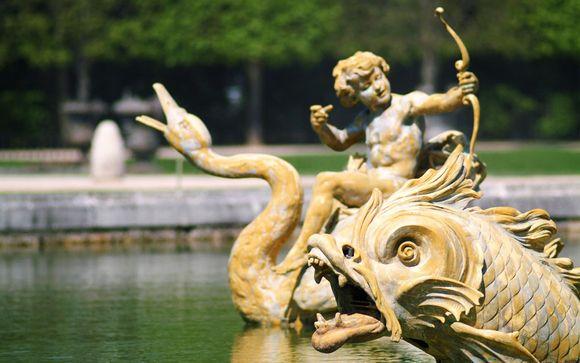 Rendez-vous à Versailles...