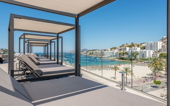 Poussez les portes de l'hôtel H10 Casa del Mar 4*